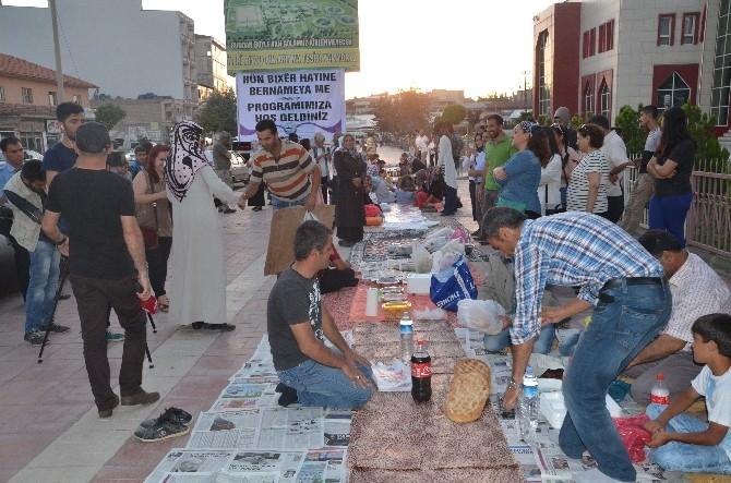 Erciş Belediyesi'nden İftar Programı