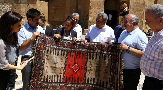 Ermenistan Milletvekili Aragats'tan Van Büyükşehir Belediyesine Ziyaret