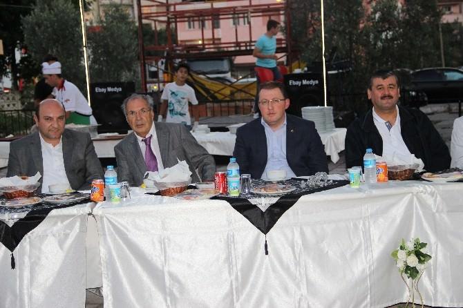 Vatan Plastik'ten Osmaneli'de İftar Programı