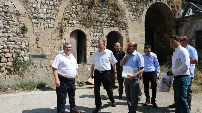 Büyükşehir Eski Antakya Evleri İçin Harekete Geçiyor