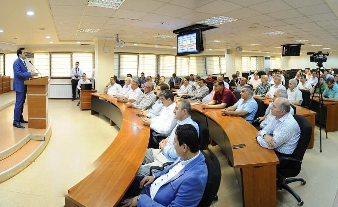 KTO Temmuz Ayı Meclis Toplantısı