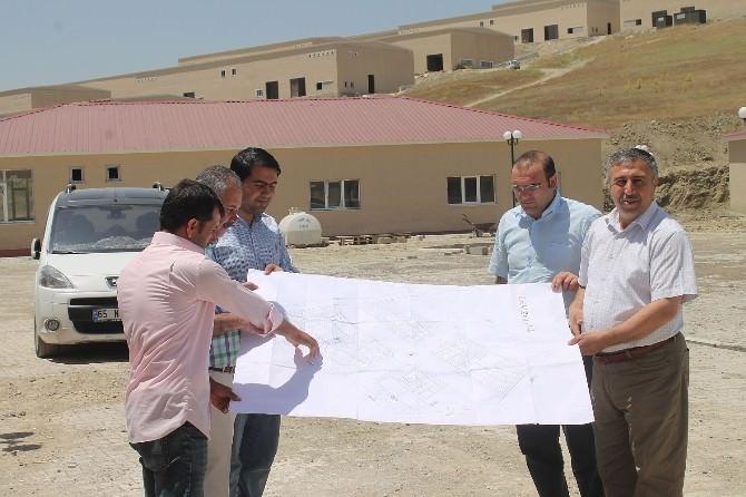 OSB Heyeti Tekstil Kentte İncelemelerde Bulundu