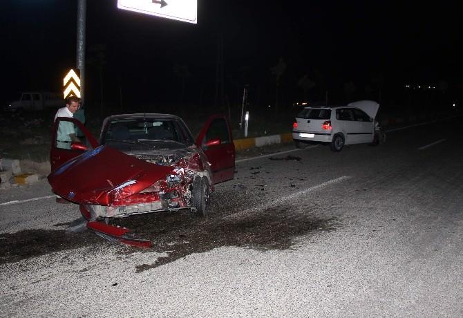 Karabük'te Trafik Kazası: 10 Yaralı