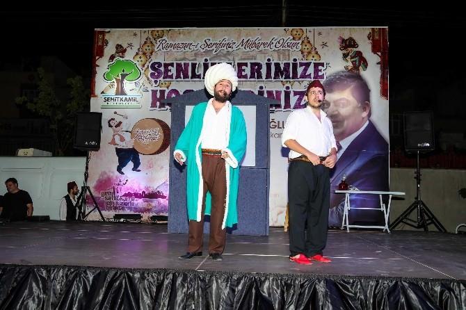 Şehitkamil'de Ramazan Eğlencesi Bitmiyor
