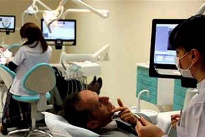 Söke Ağız Ve Diş Sağlığı Merkezi Hizmetlerine Kesintisiz Devam Ediyor