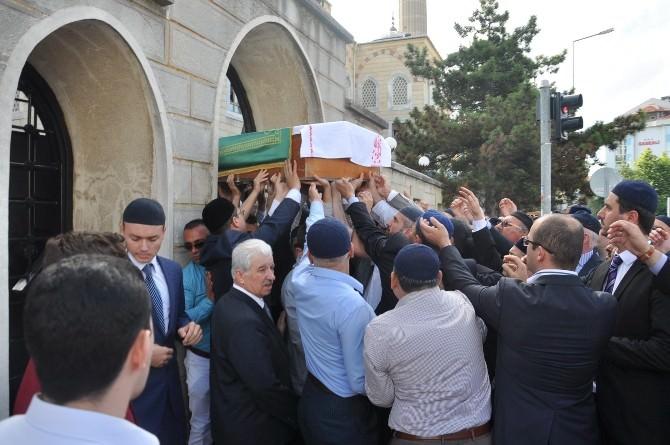 Çerkezköy'ün Eski Müftüsü Hayatını Kaybetti