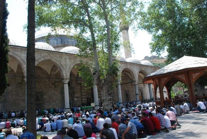 Tokat'ta Ramazan Ayının Son Cuması