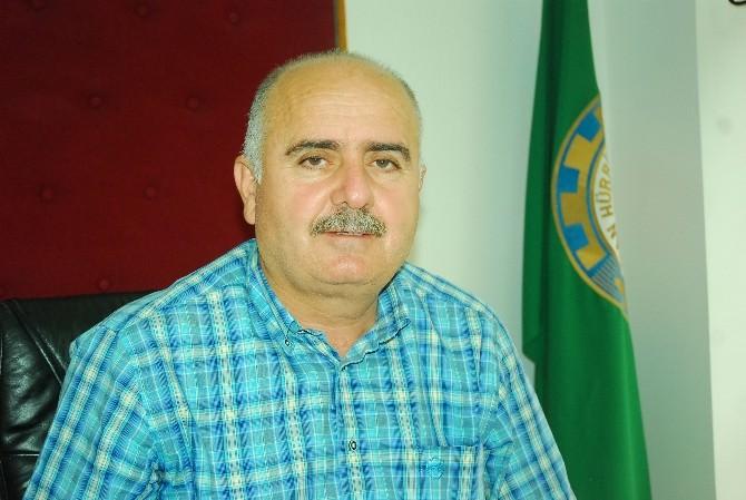 Ziraat Odası Başkanı Metin'den Narenciye Üreticisine Tarsim Uyarısı