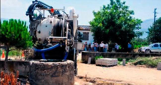 Tazyikli su ölüme yol açtı