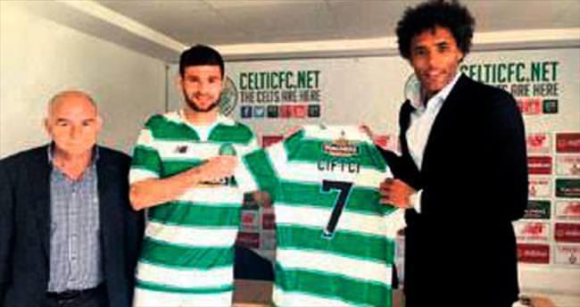 Nadir Celtic'te efsane oldu!