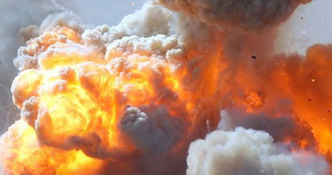 Kahire'de patlama