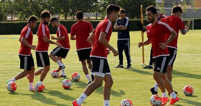 Kayserisporlu futbolcular umutlu