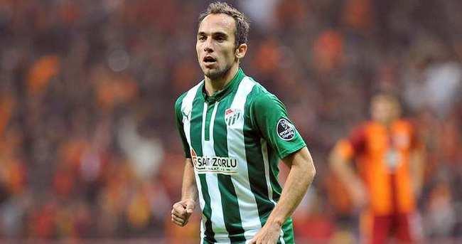 Belluschi, Bursaspor'dan resmen ayrıldı