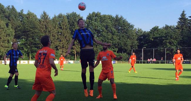 Başakşehir'in rakibi Anderlecht