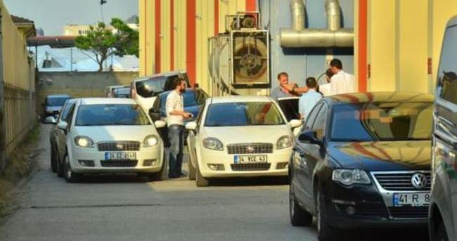 İcra Dairesi operasyonunda 4 tutuklama