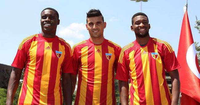 Karabük'ten Kayserispor'a 3 transfer
