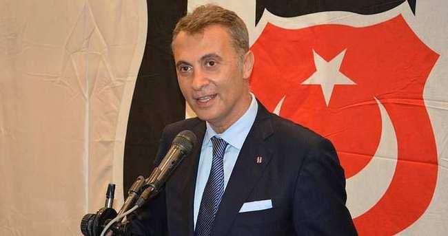 Beşiktaş'tan flaş Van Persie açıklaması