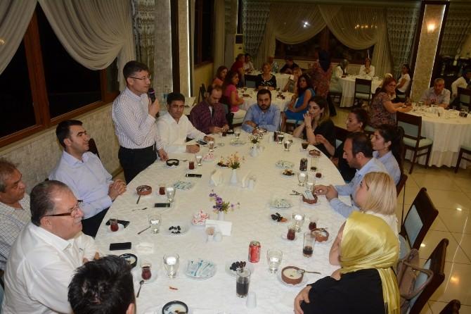 AK Parti, Yarın Seçim Olacakmış Gibi Çalışıyor