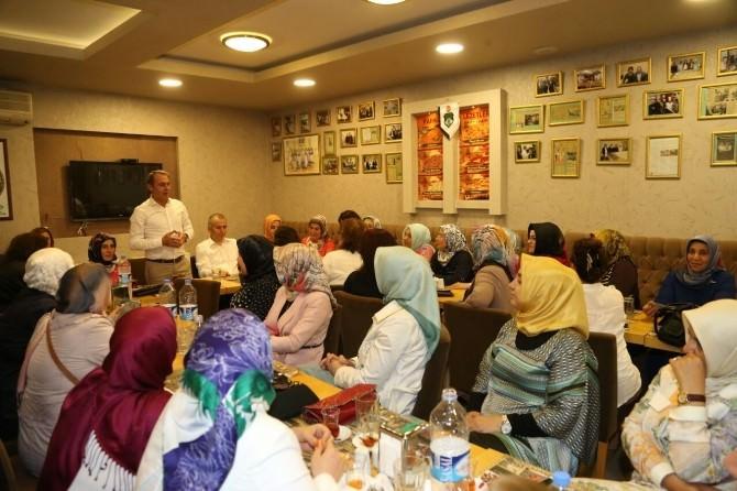 AK Partili Tin'den Koalisyon Açıklaması