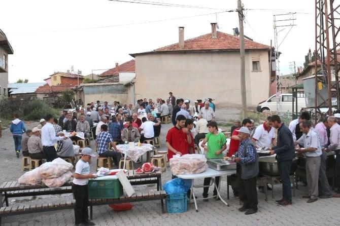 Beyşehir'in Taşra Mahallelerinde İftar Coşkusu Yaşanıyor