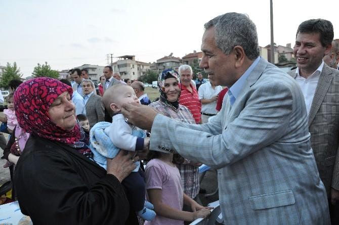Arınç Balıkesir'de Eski Ramazanları Yaşadı