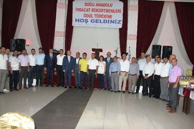 Daib'den Başarılı İhracatçılara Ödül Töreni