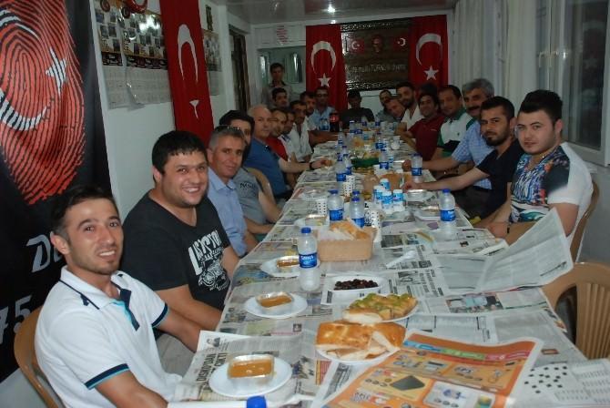 Didim 75 Gençlik İftar Yemeğinde Biraraya Geldi