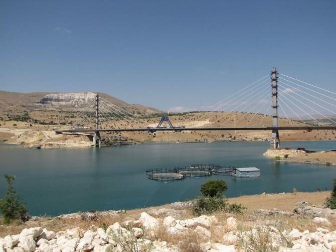 Ağın Köprüsü'nün Son Segmenti De Takıldı