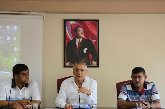 Mezitli Belediye Meclisi'nden Taşeron İşçilere Bayram İkramiyesi