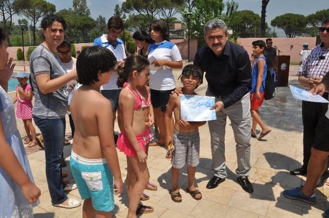Nazilli Belediyesi Yaz Kurslarına Damgasını Vurdu