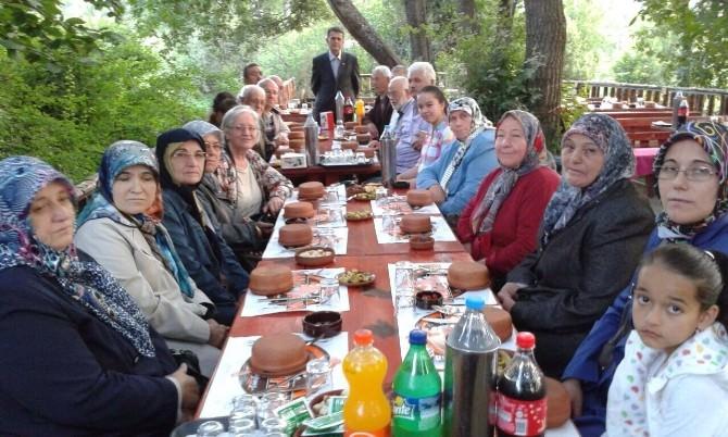 Bozüyük'te TCDD Emeklileri İftar Yemeğinde Buluştu