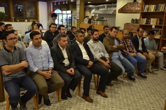 Tügva Eskişehir'de Sahur Programı Düzenledi