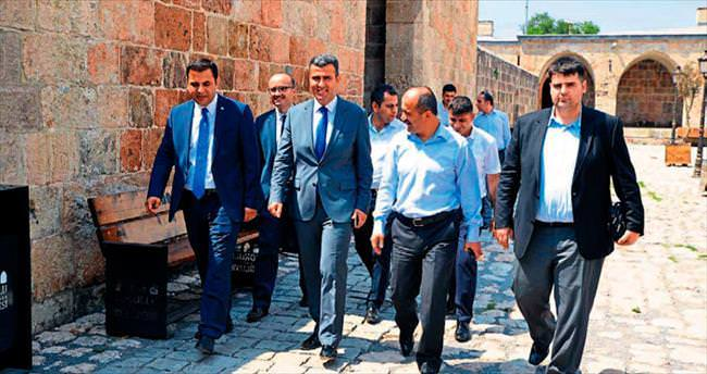 Başkan Altan: Cin kule 18 ay sonra canlanıyor