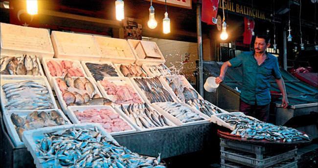 Yeterli balık tüketmiyoruz