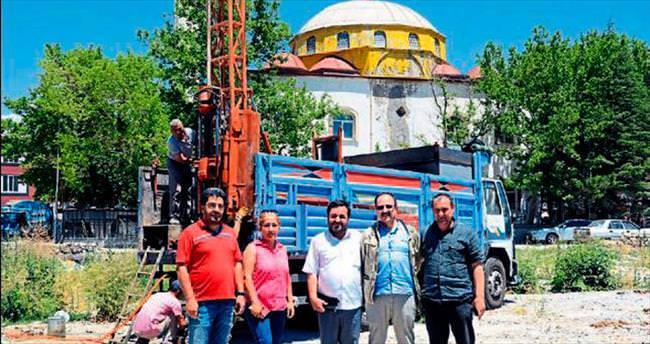 Büyükşehir Belediyesi'nden Elbistan'a 5 bin kişilik cami
