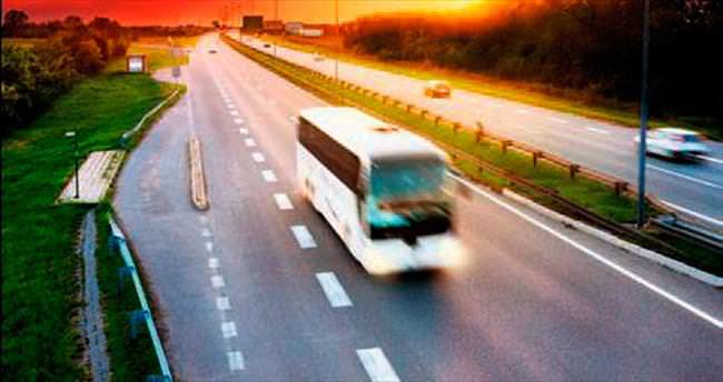 Otobüsle bayram seyahati
