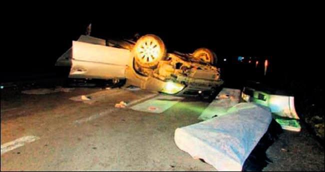 Ülkü Ocağı Başkanı kaza kurbanı