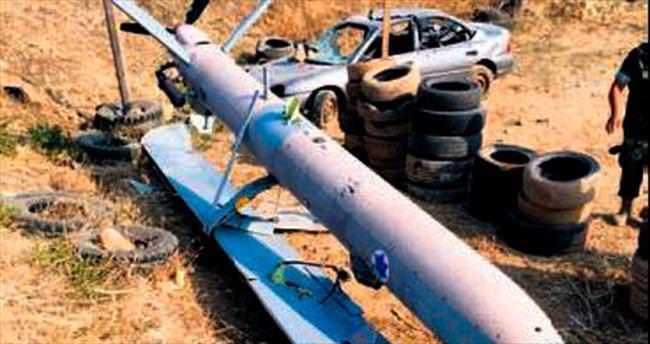 İsrail keşif uçağı Lübnan'da düştü