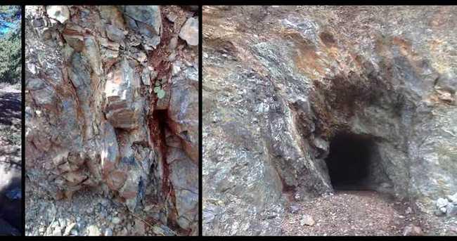Krom madeninde göçük