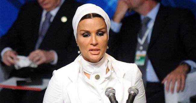 Katar Emiri'nin annesinden Batı medyasına eleştiri