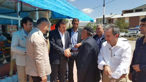 AK Parti Erzurum Milletvekili İbrahim Aydemir: