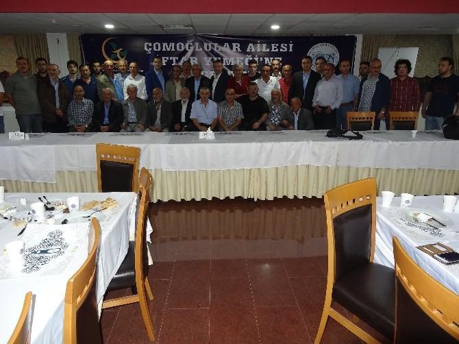 Türkiye'deki Çomoğluları Erzurum'da Buluştu