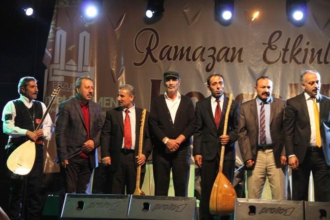 Erzurum'da Hoş Bir Sedadır; Ramazan Geceleri
