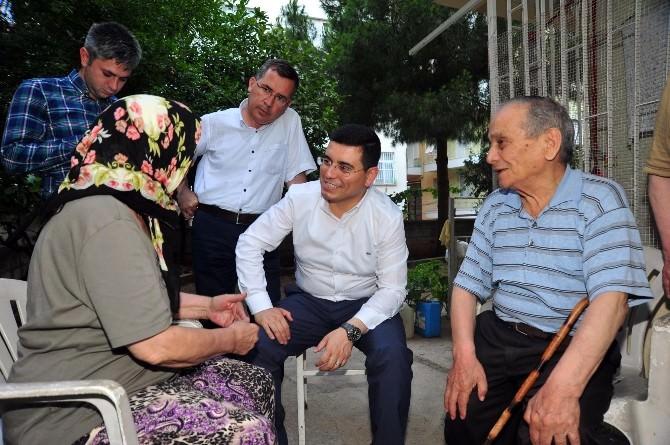 Kepez Belediye Başkanı Hakan Tütüncü'den Örnek Davranış