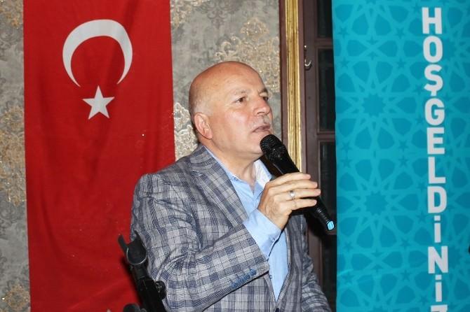 Gurbetteki Dadaşlar Erzurum'da Buluştu