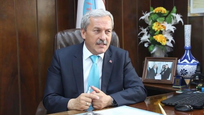 Osmaneli Belediye Başkanı Şahin'in Kadir Gecesi Mesajı