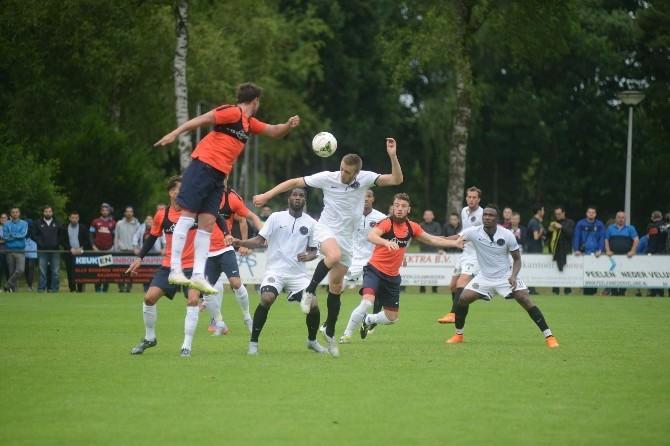Trabzonspor Hazırlık Maçını 3-1 Kazandı