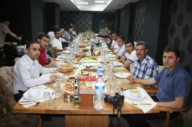 Yeni Çeltek Kömür İşletmeleri Genel Müdürü Coşkun, Yozgat'ta Basın Mensuplarıyla İftarda Bir Araya Geldi