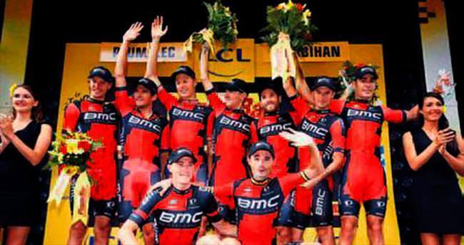 9. etap BMC'nin