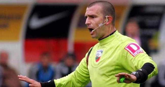 Trabzonspor'a Bulgar hakem